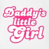 Daddy's little girl - Organic Short-sleeved Baby Bodysuit