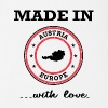 Made in Austria ... with love - Organic Short-sleeved Baby Bodysuit