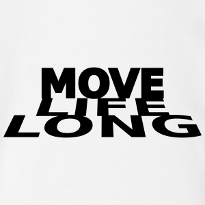 move life long - Baby Bio-Kurzarm-Body
