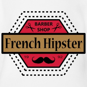 FRENCH HIPSTER - Body bébé bio manches courtes