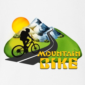 Mountainbike - Baby Bio-Kurzarm-Body