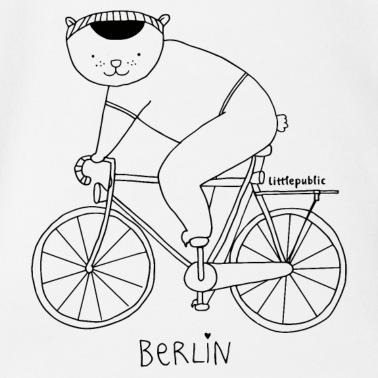 Berliner Bar Zum Ausmalen Littlepublic Baby Langarmshirt
