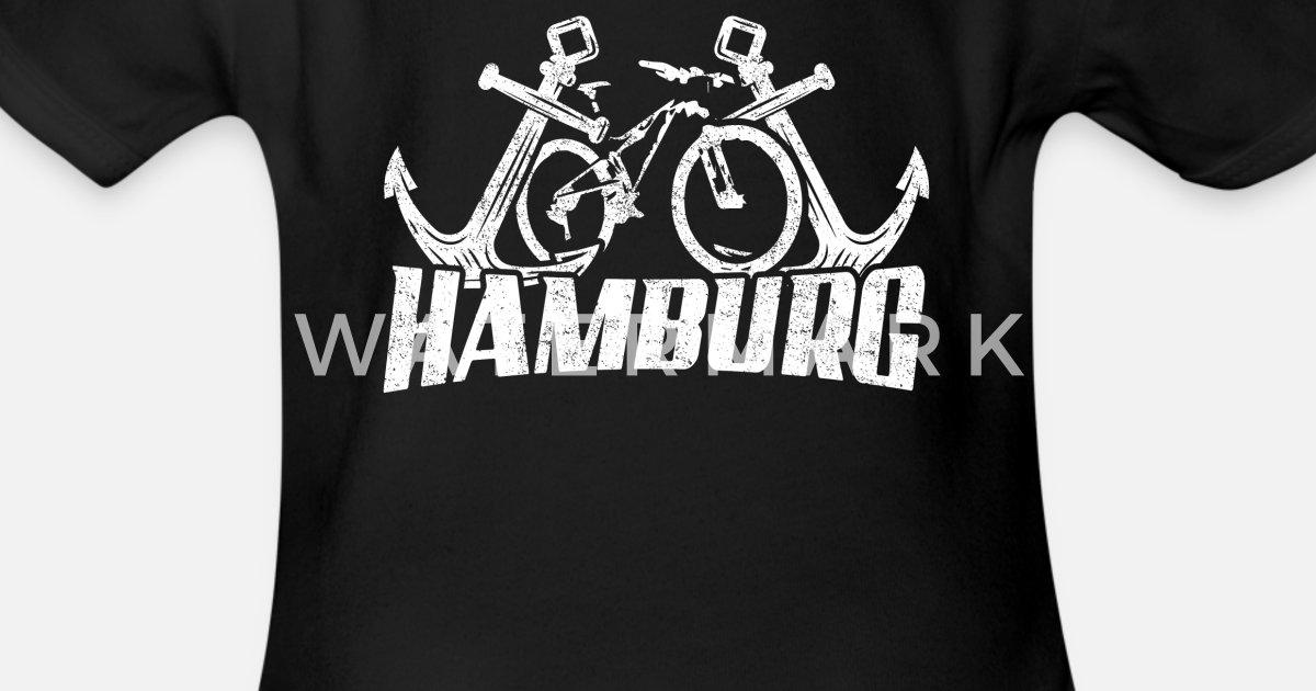 Babybody Fun Motiv Hamburg Anker