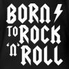 Born to rock n roll - Body bébé bio manches courtes