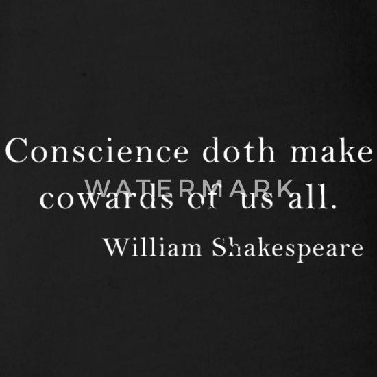 William Shakespeare Citation Citation Hameau Anglais Body Bebe Bio Manches Courtes Spreadshirt