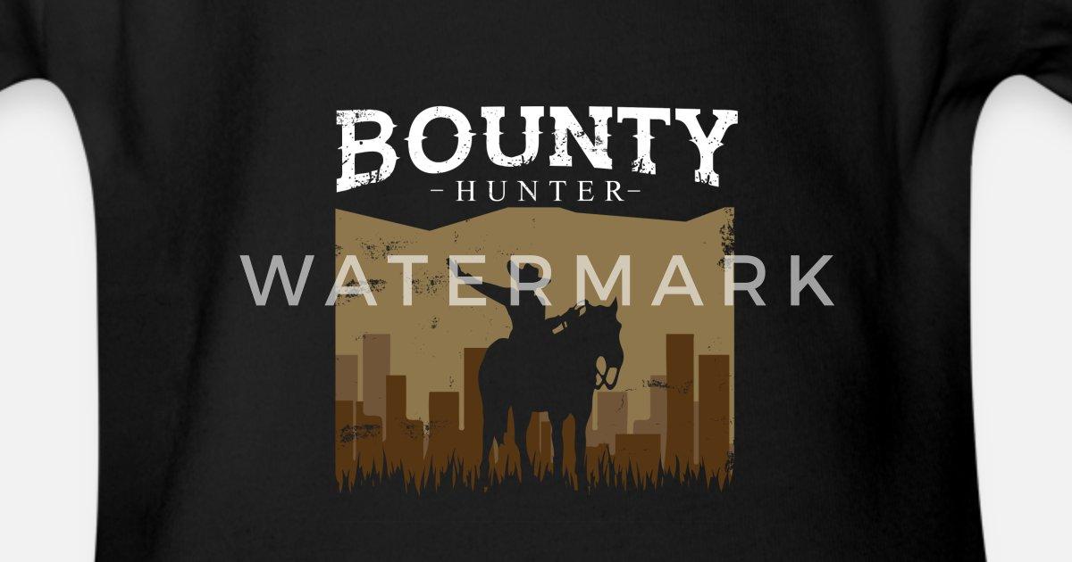 Kopfgeldjäger Cowboy Geschenk Kinder von Bestseller Shirts   Spreadshirt