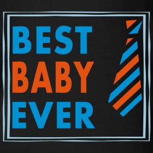 BEST BABY EVER! - Baby Bio-Kurzarm-Body
