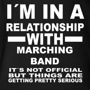 relationship with MARCHING BAND - Baby Bio-Kurzarm-Body