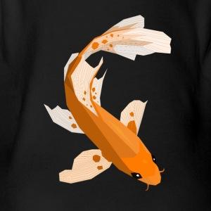 V tements b b koi commander en ligne spreadshirt for Peluche carpe koi