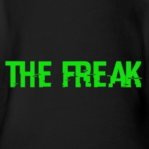 The Freak - Baby bio-rompertje met korte mouwen