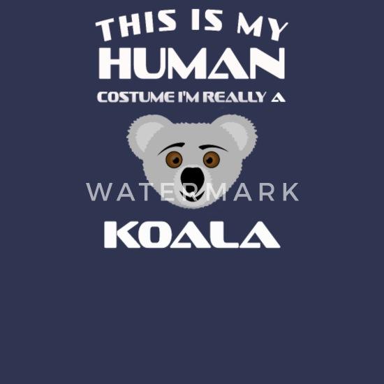f9c33da0ca5 Schattig koala lui slapen kostuum leuk cadeau Rompertje met korte ...