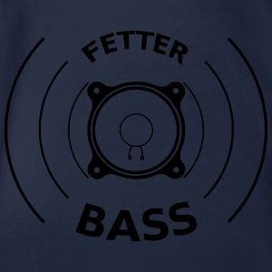 FETTER BASS - Organic Short-sleeved Baby Bodysuit