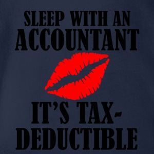 Accountant tax deductible - Baby Bio-Kurzarm-Body
