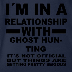 relationship with GHOST HUNTING - Baby Bio-Kurzarm-Body