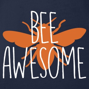 Bee awesome +GESCHENK+ - Baby Bio-Kurzarm-Body