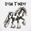Tracy der Irish Tinker - Bio-Stoffbeutel