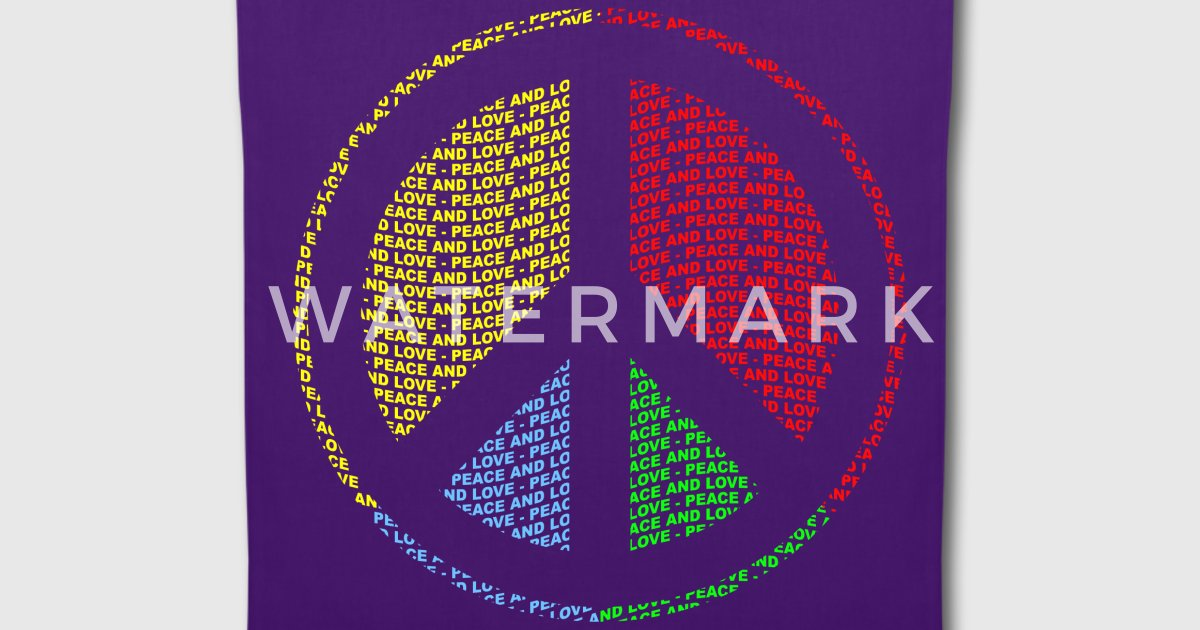 Peace Symbol 02 By St23 Spreadshirt