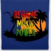 reggae music power - Tas van stof