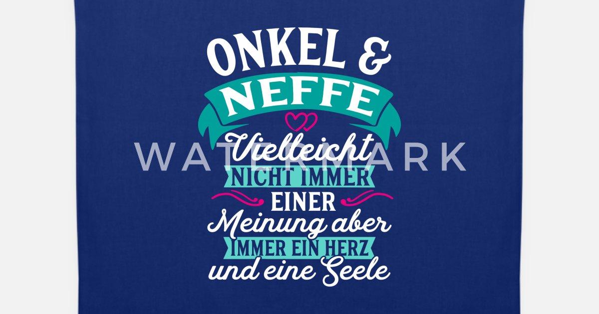 Onkel Neffe Seele Geschenk Geburtstag Von Spreadshirt