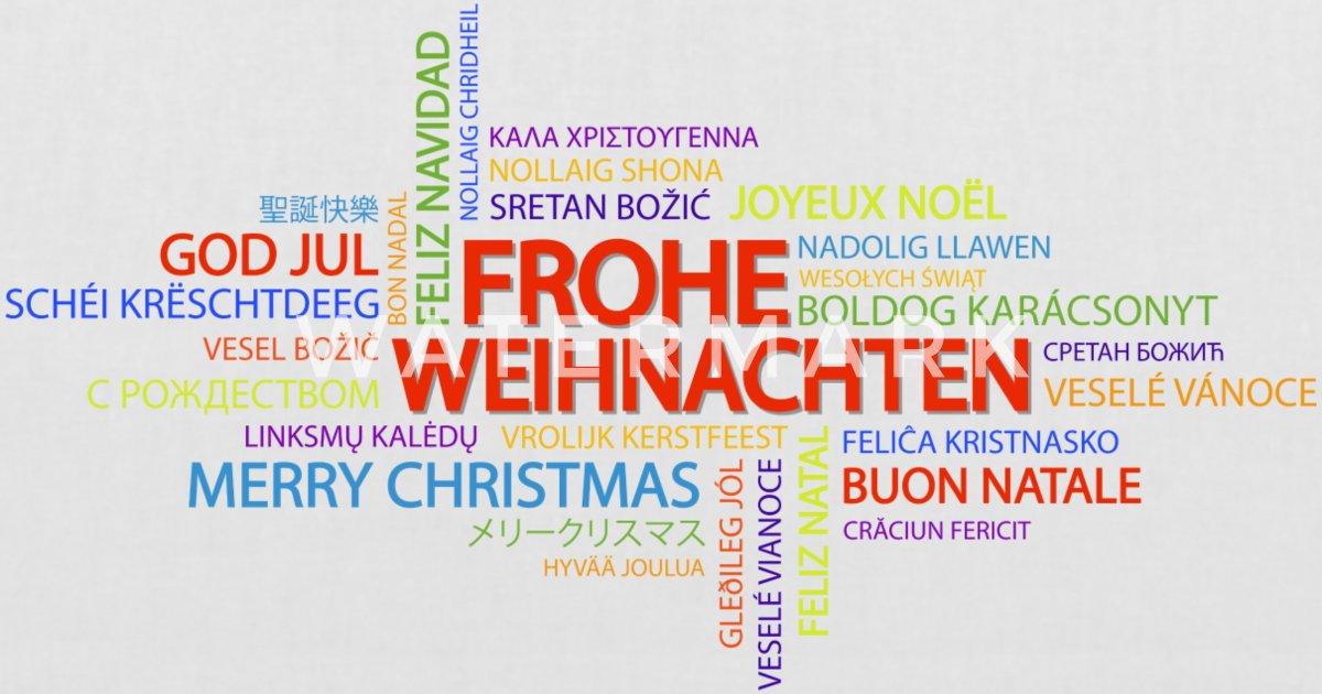 Frohe Weihnachten In Allen Sprachen.Frohe Weihnachten In Verschiedenen Sprachen Stoffbeutel Spreadshirt