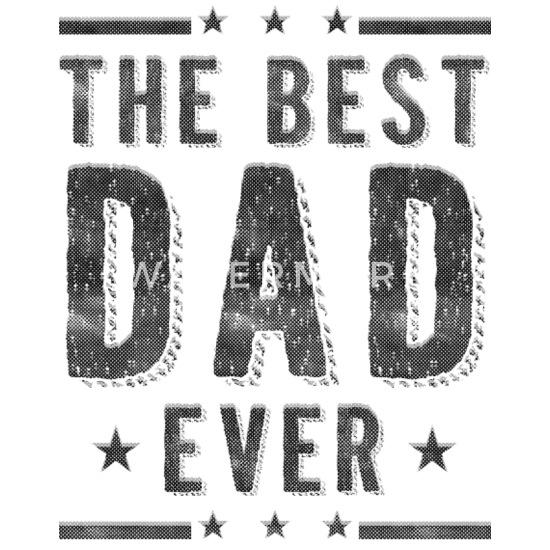 Vater Geschenk Vatertag Best Dad Geburtstag Papa Stoffbeutel
