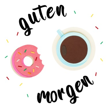 Good Morning Coffee And Chill Guten Morgen Kaffee