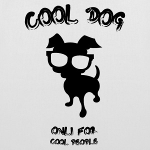 COOL_DOG - Borsa di stoffa