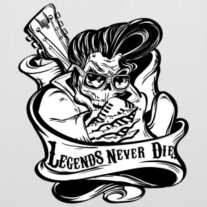 Legends Never Die - Stoffbeutel