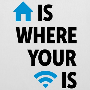 Home is Where your Wifi is Hipster Hacker iPhone