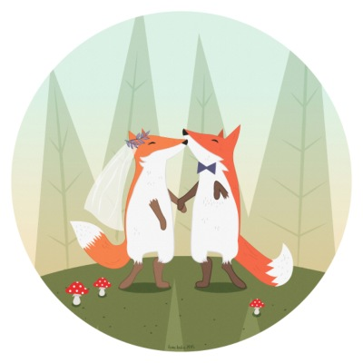 fox marriage