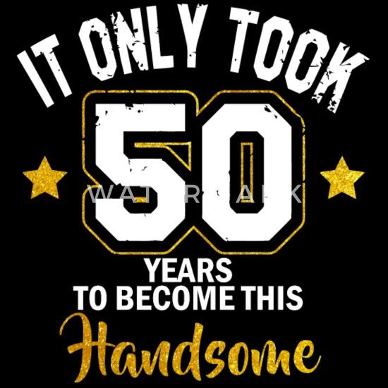 50 Geburtstag Geschenk Papa Opa 50 Geburtstag Stoffbeutel