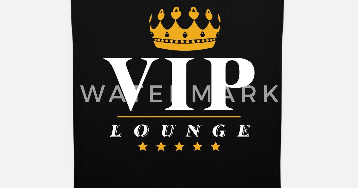 f2252a1c8f VIP Loinge Shirt Gift Star Prominent Borsa di stoffa | Spreadshirt