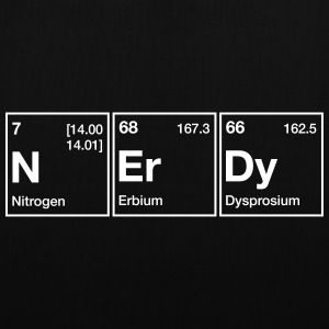 NErDy Periodic Table Word