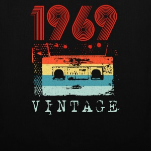 1969 Vintage Cassettes 50th Birthday Shirt