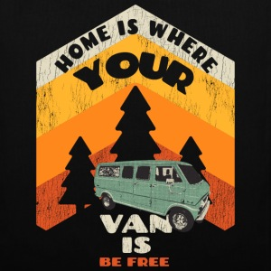 Home is where your van is