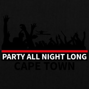 CAPE TOWN Party - Tote Bag