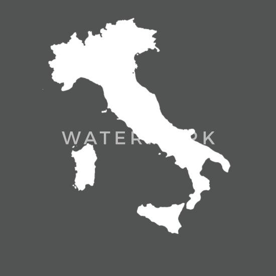 Meer Italien Strand Urlaub Pizza Stiefel Italia Stoffbeutel R5AjL34
