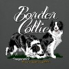 border_collie - Tote Bag