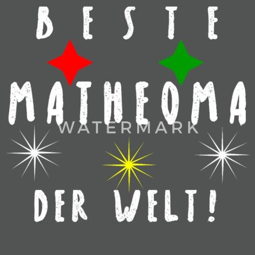 Mathematikerin Mathe Oma Geschenk Weihnachten Stoffbeutel Spreadshirt