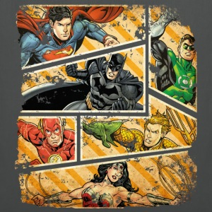 DC Comics Justice League Collage