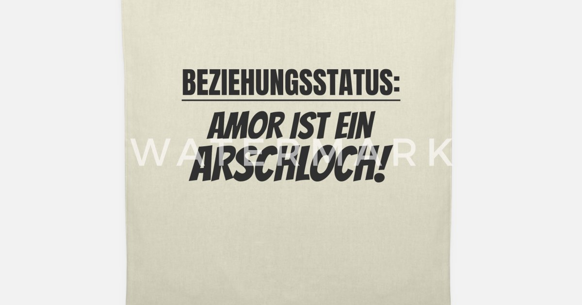 Beziehungsstatus Single Alleine Anti Valentinstag Stoffbeutel