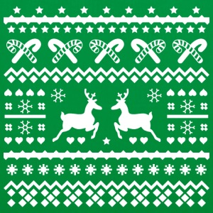 christmas sweater reindeer