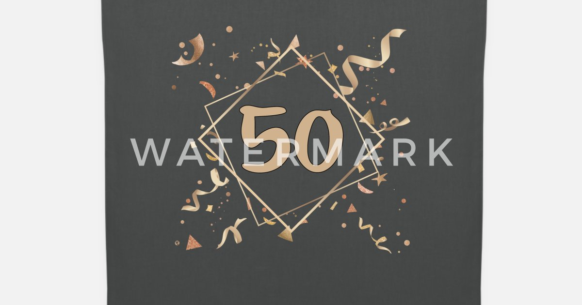 gyldne 50 tallet Stoffveske | Spreadshirt
