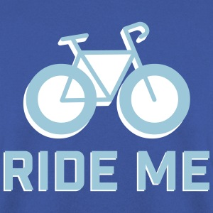 RIDE ME -Request for cycling - Men's Sweatshirt
