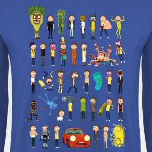 Rick and Morty Versionen von Morty