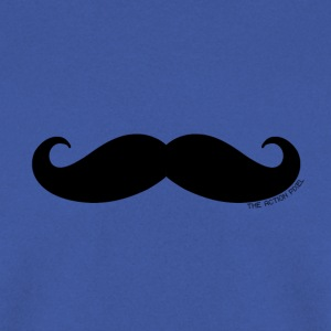 Manly Man Moustache - Men's Sweatshirt