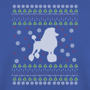 Pudel Ugly Xmas Sweater Geschenk Christmas - Männer Pullover