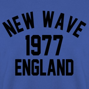 New Wave 1977 England - Men's Sweatshirt