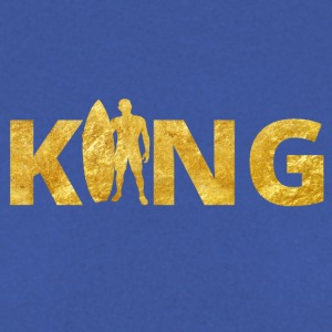 Surfer Kong Gold - Genser for menn