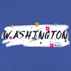 Washington # 2 - Felpa da uomo